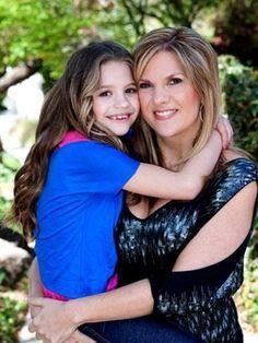Mackenzie Ziegler and Melissa