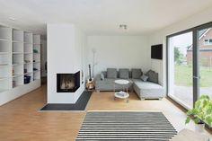 Wohnzimmer ,skandinavisch eingerichtet