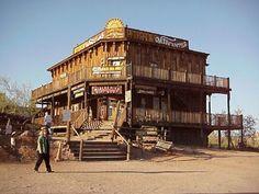 Tortilla Flat & Goldfield Ghost Town, Arizona