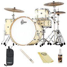 ddrum PMP522 IG Paladin Maple 5-Piece Drum Set, Inca Gold