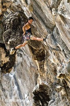 Climbing in Thailand, photos by David Clifford | ROCK and ICE Magazine