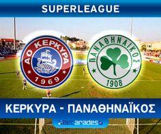 Κέρκυρα - Παναθηναϊκός Superleague #stoixima #pamestoixima #prognostika #betarades Sports, Hs Sports, Excercise, Sport, Exercise