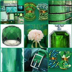 The French Tangerine: ~ emerald