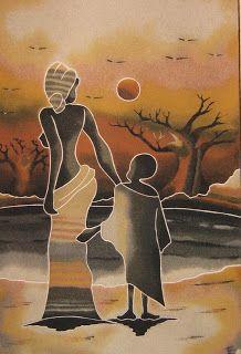 57 New Ideas Black Art Women Abstract Black Women Art, Black Art, Art Women, Afrique Art, African Art Paintings, African American Art, African Image, Afro Art, Female Art