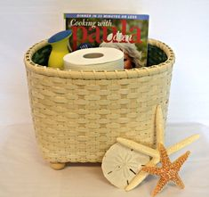 I found this really AWESOME ETSY LISTING at http://www.etsy.com/listing/130662993/☆★☆BATHROOM OR MAGAZINE BASKET HAND WOVEN REED OR WICKER BASKET☆★☆