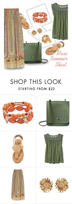 """""""Boho Summer"""" by runners ❤ liked on Polyvore featuring Bettye, Gap, Valentino, Asprey and Chloé"""
