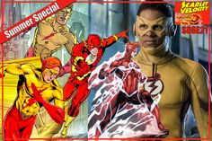Scarlet Velocity #621: Summer Special 17   Wally West has a rich history of heroics and character development in his 61 year history as the Flash. We look at some of his most important moments in a Scarlet Velocity Summer Special.