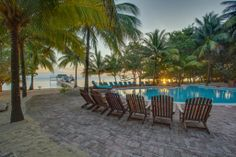 Maybe you like to sleep in on vacation, but we recommend you start the day a little earlier with a beautiful, private sunrise over the Hamanasi pool.