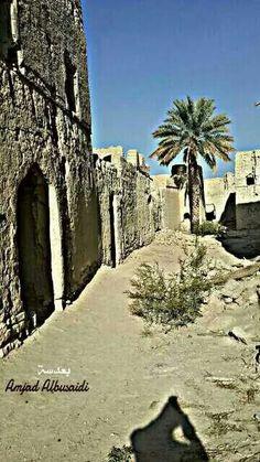Traditional Houses -Oman