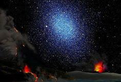G.A.B.I.E.: La materia oscura pudo ser fácil de ver en el univ...