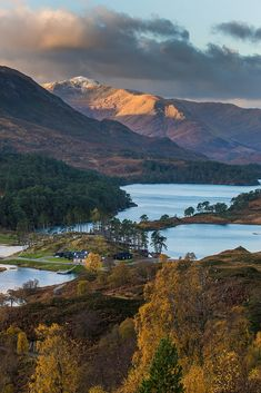 Glen Affric, Scotland by Kenny Muir - Travel tips - Travel tour - travel ideas Places To Travel, Places To See, Travel Destinations, Travel Tourism, Outlander, 4k Photography, Places Around The World, Around The Worlds, Glen Affric