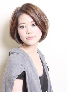 大人ヘア「セオリー×こなれ感」ボブ 【AKs】 http://beautynavi.woman.excite.co.jp/salon/14421?pint ≪ #bobhair #bobstyle #bobhairstyle #hairstyle・ボブ・ヘアスタイル・髪型・髪形 ≫