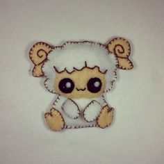 Little Lamb by CarmenPay_Craft (Click for tutorial)