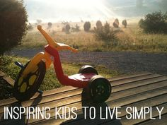 Decluttering & Kids: Inspiring Kids to Live Simply
