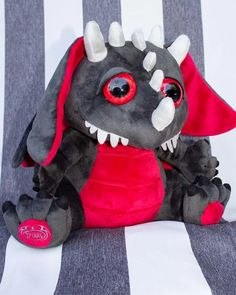 Spiral Direct BABY DRAGON Collectable Soft Plush Toy//Gift Idea//Xmas//Funny//Cute