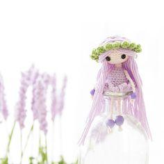 Amigurumi - Doll Collection - Tiên hoa 2 - Free Pattern
