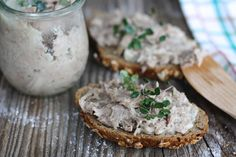 Kitchen And The City : RILLETTES Z HUSY