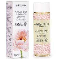 Bild på Estelle & Thild BioCare Baby Pregnacy Oil 100 ml