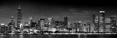 Chicago skyline - My Home Town