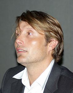Mads Mikkelsen: in his head he is saying iam so got dang BORED