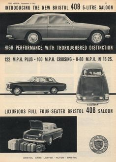 1963-bristol-408-advert-408-of-1963-kept-the-same-basic-aesthetic-but-added-a-5-2-litre-318-cu-in-v8