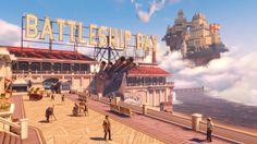 Battleship Bay - Bioshock Infinite Irrational Games