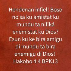 Hakobo 4:4