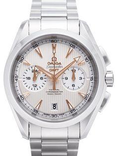 Omega Seamaster Aqua Terra GMT Chronograph 231.10.43.52.02.001