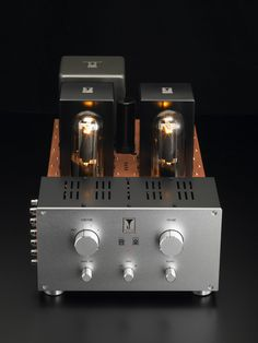 Kondo Ongaku power amplifier: Size,  component mystique, beauty, Class A Triode power, sheer cavernous staging, near absolute truth of timbre, UR there-ness, and many other things, some would call this the holy grail of all amplifiers.
