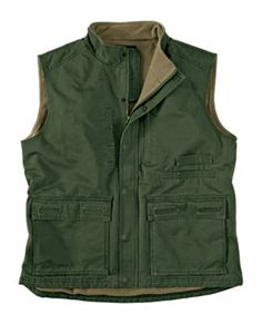 RedHead Utility Vests for Men - Tank - XL