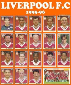 Having paid a national record for Nottingham Forest striker Stan Collymore in the close season, Liverpool were many people's. Uk Football Teams, But Football, Football Cards, Football Kits, Liverpool Anfield, Liverpool Players, Liverpool Football Club, As Roma, John Barnes