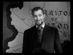 Vincent Price rocking that beard!