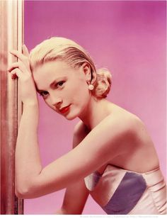 "Erwin Blumenfeld, Portrait of Grace Kelly for ""The Bridges at Toko-Ri"" directed by Mark Robson, 1954"