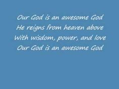 Rich Mullins - Our God is an Awesome God
