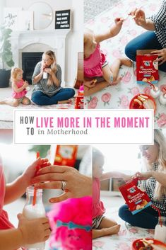 Live more in the mom