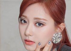 Tzuyu Twice Eyes Wide Open Concept Style