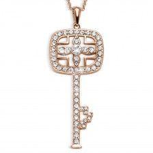 """Halskette """"Schlüssel zum Herzen"""""""