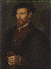 Portrait of a Gentleman, c 1550, Lower Rhine