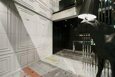 Papyrus optic shop by WGNB, Seoul – Korea » Retail Design Blog