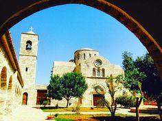 Kościół i klasztor św. Barnaby, Północny Cypr/St Barnabas church and monastery, North Cyprus #słońce #morze #raj #wakacyjnadestynacja @wakacjenacyprze #wakacje #plaża #piasek #kąpiel #morze #lato #holiday #holidayincyprus #cypr2017 #północnycypr2017 #cyprus #północnycypr #cyprus #northcyprus #zypern #kύπρος #chipre #cipro #kıbrıs #chyprenord #ciprodelnord #nordzypern