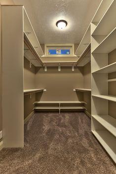 Incredible Small Walk-in Closet Ideas & Makeovers | Small Walk in #Closet Ideas and Organizer #Design #BeddingIdeasMaster
