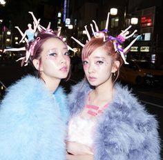ami aya - dolls hair style