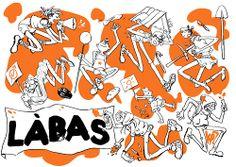 Poster per Làbas