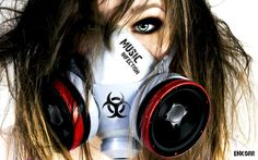dubstep gas mask - Google Search