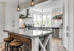 New kitchen renovations that bring in big investment increases value of . - Home Decor -DIY - IKEA- Before After Home, Kitchen Remodel, Home Remodeling, New Kitchen, Interior Design Kitchen Small, Home Kitchens, Modern Farmhouse Kitchens, Kitchen Renovation, Kitchen Design