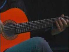 Sultans of Swing - guitarra española