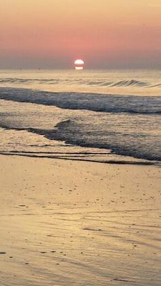 #Sunrise on the #AtlanticOcean