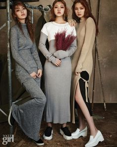 VOGUE GIRL Korea August 2014