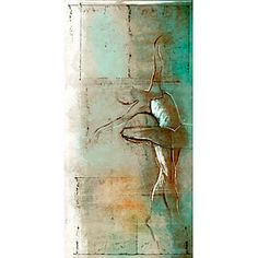Tiny Dancer - Glass Coat from Z Gallerie gift for mom Teal Home Decor, Stylish Home Decor, Teal Wall Art, Esoteric Art, Affordable Modern Furniture, Types Of Art, Type Art, Tiny Dancer, Home Decor Store