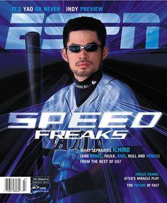 Ichiro, ESPN (May 27, 2002) #Mariners